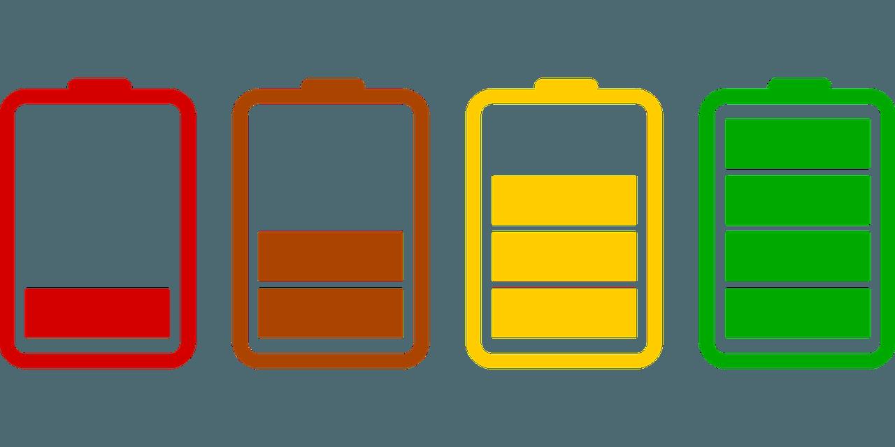 Batterier för hem och arbete