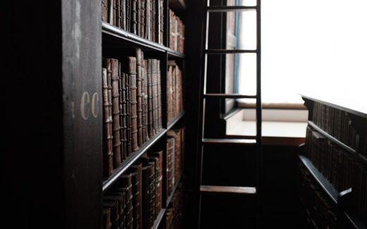Litteraturintresserad? Besök ett antikvariat!